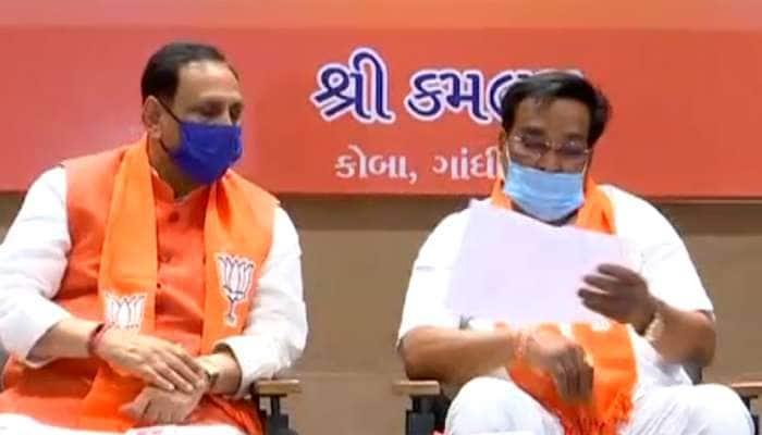 ભવ્ય જીત બાદ CM એ કહ્યું, ગુજરાતની જનતાએ કોંગ્રેસના લોકોને વીણીને સાફ કર્યાં છે