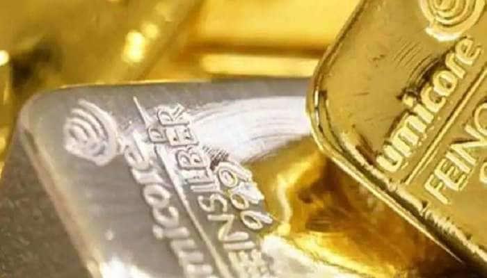 Gold Price Today: સોનાના ભાવમાં મોટો ઘટાડો, ચાંદી પણ થઈ સસ્તી, જાણો કિંમત