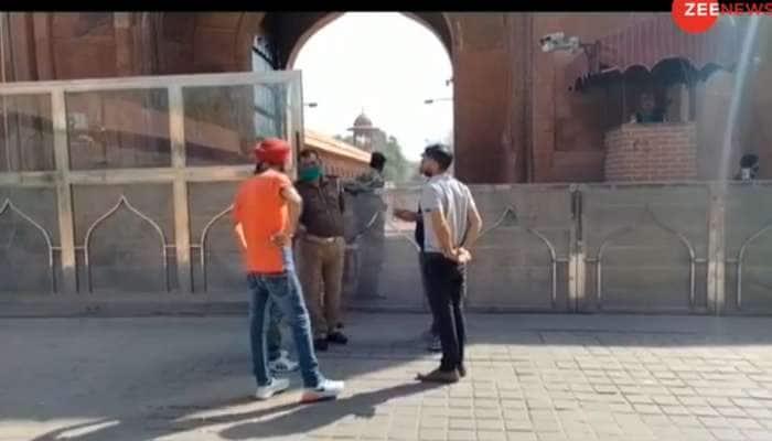 Taj Mahal: આ કારણથી પરેશાન હતો યુવક, તો આપી દીધી તાજમહેલ ઉડાવી દેવાની ધમકી, પોલીસે દબોચી લીધો