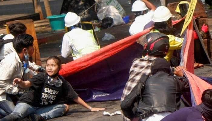 Myanmar Protest: 19 વર્ષની યુવતીને મ્યાન્મારની સેનાએ માથામાં ગોળી મારી દીધી, ખિસ્સામાં નીકળેલા પત્રથી વિશ્વ ધ્રુજી ઉઠ્યું