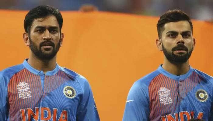Narendra Modi Stadium પર Virat Kohli ધોનીના એવા રેકોર્ડની બરાબરી કરી બેઠો ...જે ફેન્સને જરાય નહીં ગમે