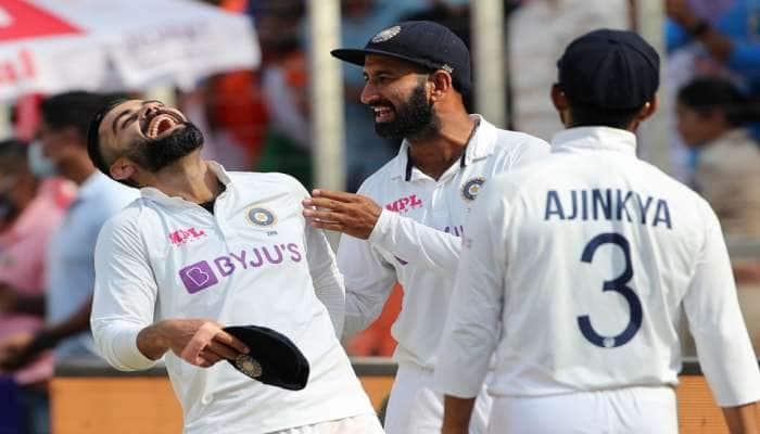 IND vs ENG: ઈંગ્લેન્ડને હરાવી આઈસીસી ટેસ્ટ રેન્કિંગમાં નંબર-1 બની ટીમ ઈન્ડિયા