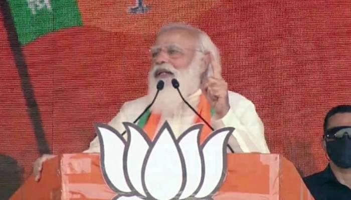 PM Modi નો વિપક્ષને જવાબ, હા, મિત્રો માટે કામ કરીશ, કારણ કે મારા મિત્ર ગરીબ છે