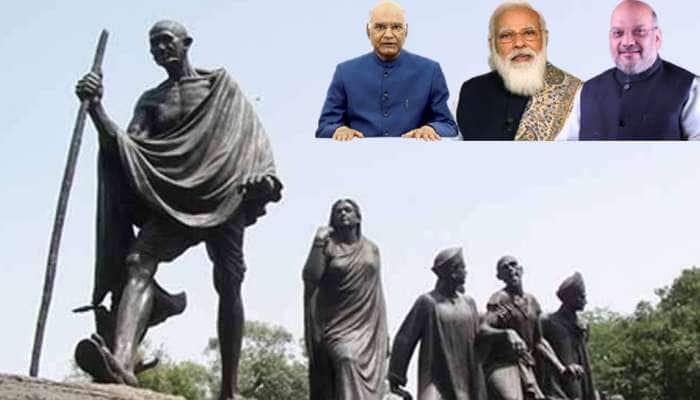 Gujarat : દાંડીયાત્રા બનશે ગ્લોબલ, રાષ્ટ્રપતિ, વડાપ્રધાન, ગૃહપ્રધાન સહિત અનેક મંત્રીઓ આપશે હાજરી