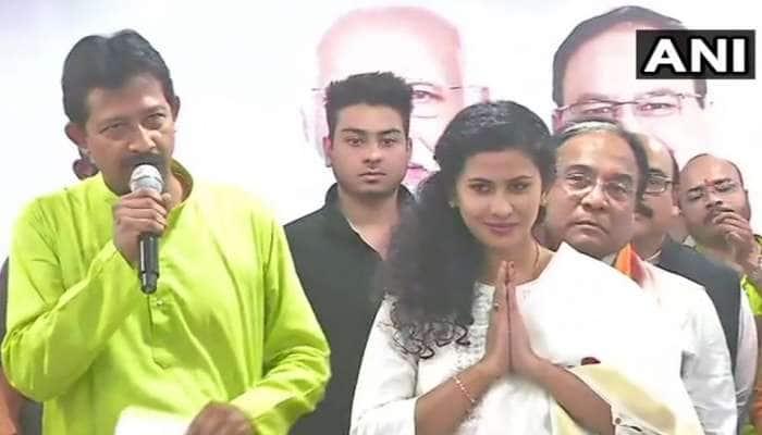 West Bengal: ચૂંટણી પહેલા TMC છોડવાની હરીફાઈ, અભિનેત્રી કૌશાની સહિત અનેક નેતા ભાજપમાં જોડાયા