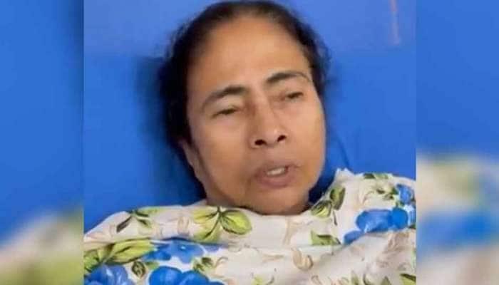 Mamata Banerjee Injury: હોસ્પિટલમાં દાખલ મમતા બેનર્જીનો VIDEO આવ્યો સામે, જાણો અત્યાર સુધીની પળેપળની અપડેટ