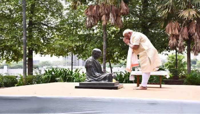Ahmedabad: શુક્રવારે દાંડી યાત્રાનો પ્રારંભ કરાવશે નરેન્દ્ર મોદી, આ છે PM મોદીનો કાર્યક્રમ