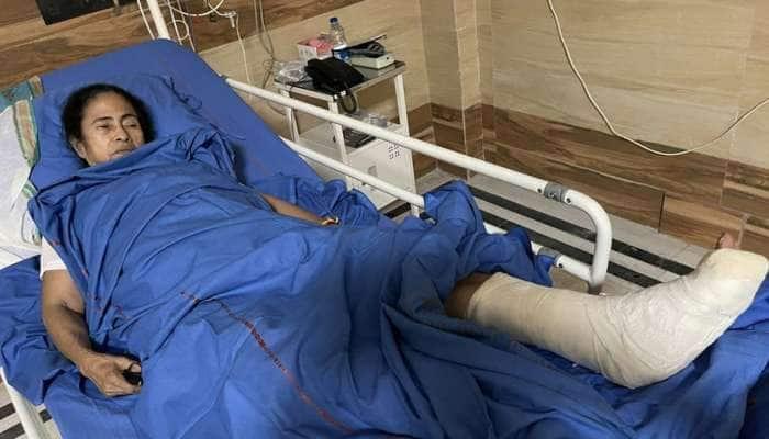 Mamata Banerjee ના ડાબા પગનું હાડકું તૂટ્યું, સામે આવ્યો X-ray રિપોર્ટ