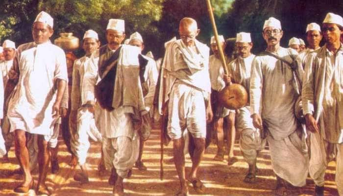 DANDI YATRA: દાંડીયાત્રા દરમિયાન ગાંધીજીની ધરપકડની હતી સંભાવના, આ વ્યક્તિએ અંગ્રેજો સામે અજમાવ્યો આ કિમિયો