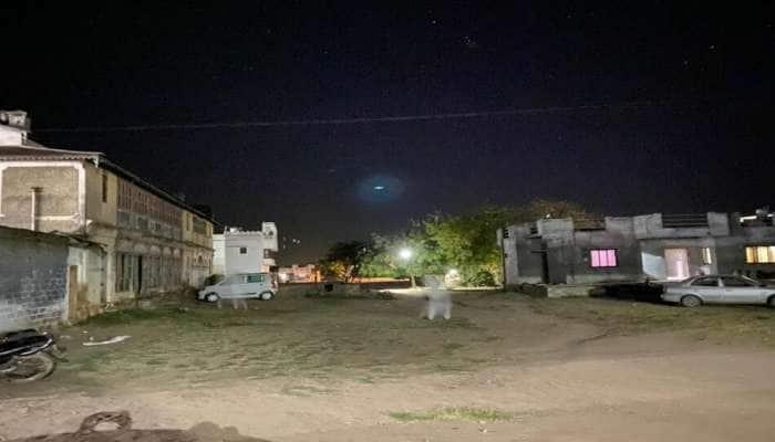 સાબરકાંઠામાં દેખાઈ રહસ્યમય રોશની, હોય શકે છે UFO?