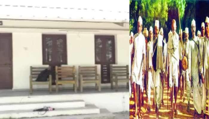 નાનકડું દેલાડ પણ ઐતિહાસિક દાંડી યાત્રાનું સાક્ષી રહ્યું છે, જ્યાં ગાંધીજીએ મૌન પાળ્યું હતું