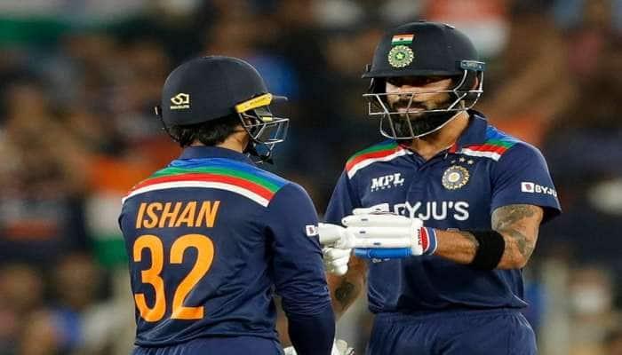 INDvsENG T20: કોહલી-કિશનની અડધી સદી, ભારતનો સાત વિકેટે શાનદાર વિજય