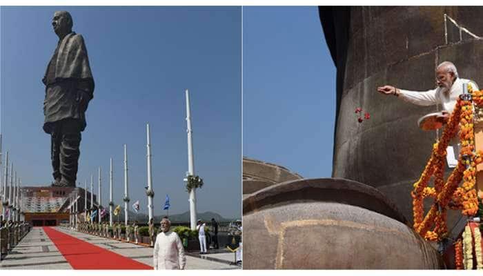 Statue of Unity પર રેકોર્ડબ્રેક મુસાફરો નોંધાયા, ગીરના સિંહોને જોનારા વિઝીટર્સ પણ વધ્યા