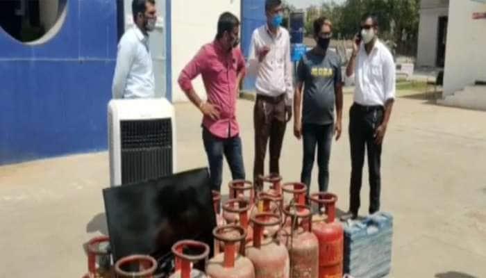 AHMEDABAD: અમદાવાદનો વિચિત્ર ચોર, માત્ર ગેસનાં બાટલા જ ચોરી કરતો હિસ્ટ્રી શીટર ઝડપાયો