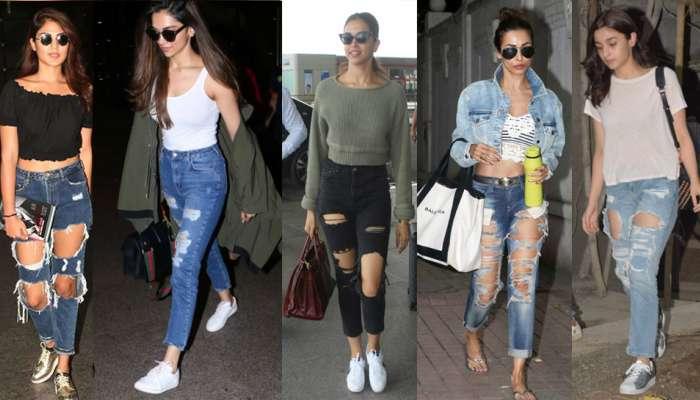 Ripped Jeans: હવે તો ફાટેલું-તૂટેલું જીન્સ એક ફેશન છે, પરંતુ તે શરૂ થવાની કહાની છે રસપ્રદ