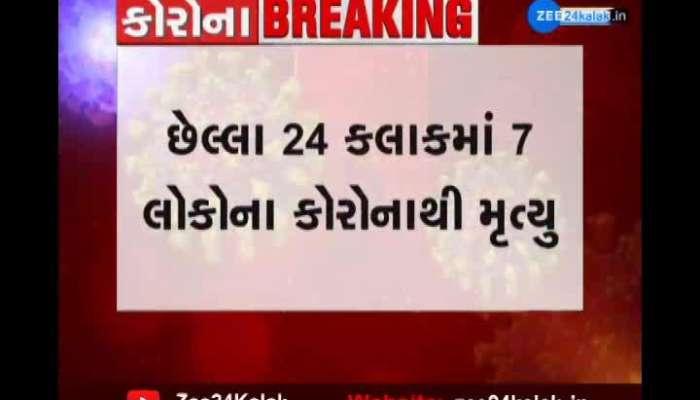 1580 New Corona Cases In Gujarat