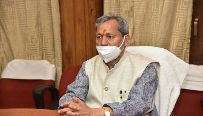 Uttarakhand ના CM તીરથ સિંહ રાવત કોરોના પોઝિટિવ, PM મોદી સાથે થવાની હતી મુલાકાત