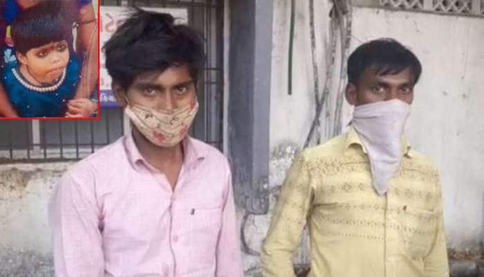 ગુજરાત છે કે બિહાર? માતા બાળકીને ખભે લઇને હોસ્પિટલ દોડી, વાહન નહી મળતા રસ્તામાં જ માનવતાનું મોત