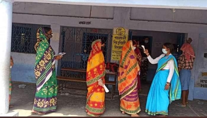 West Bengal, Assam Election 2021 Updates: બંગાળના મતદાતામાં જબરદસ્ત ઉત્સાહ, 3 કલાક સુધી 70 ટકાથી વધુ મતદાન