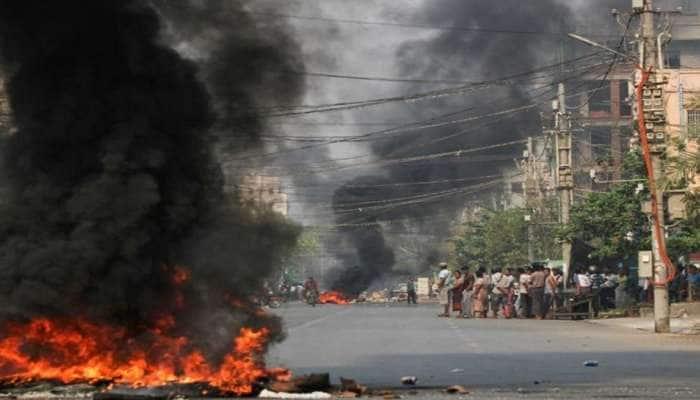 Myanmar Protests:  ખૂંખાર બની મ્યાનમારની સેના, એક દિવસમાં 91 પ્રદર્શનકારીઓને મોતને ઘાટ ઉતારી દીધા
