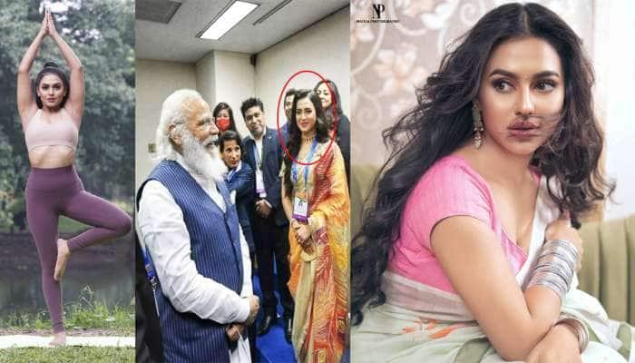 Dhaka: PM સાથે દેખાતી આ યુવતી કોણ છે? બાંગ્લાદેશથી લઈ WB સુધી છે તેના FANS