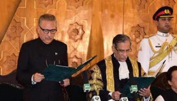 Pakistan: PM ઇમરાન ખાન બાદ રાષ્ટ્રપતિ ડો આરિફ અલ્વી પણ થયા કોરોનાથી સંક્રમિત