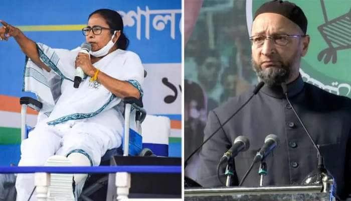 "West Bengal Election 2021: મમતાએ કહ્યું મારું ગોત્ર શાંડિલ્ય, તો ઓવૈસી બોલ્યા- 'મારા જેવાનું શું જે જનોઈધારી નથી"""