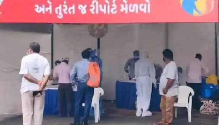 Coronavirus: 24 કલાકમાં ગુજરાતમાં કોરોનાનો આંકડો 2300 ને પાર, 9 દર્દીઓના મોત નીપજ્યા