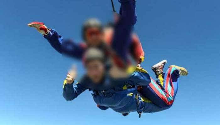 Sky Diving કરતા કપલે કર્યું સેક્સ, Sexually Active મહિલાની ઇચ્છા તેના પાર્ટનરને પડી ભારે
