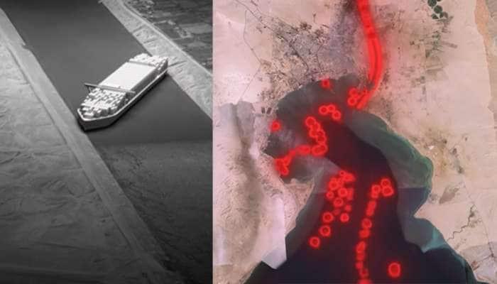 PHOTOS: કોરોના મહામારીમાં એક વિશાળકાય જહાજે કેવી રીતે આખી દુનિયાના શ્વાસ કર્યા અદ્ધર, તસવીરોમાં જાણો