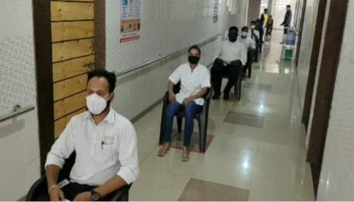 ગુજરાતના આ જિલ્લામાં ખૂટી પડ્યો કોરોના વેક્સીનનો જથ્થો