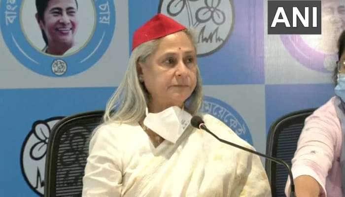 Bengal Election: સેલ્ફી લેવા જીપ પર ચઢ્યો ફેન તો જયા બચ્ચને ધક્કો મારી ઉતારી દીધો, જુઓ Video