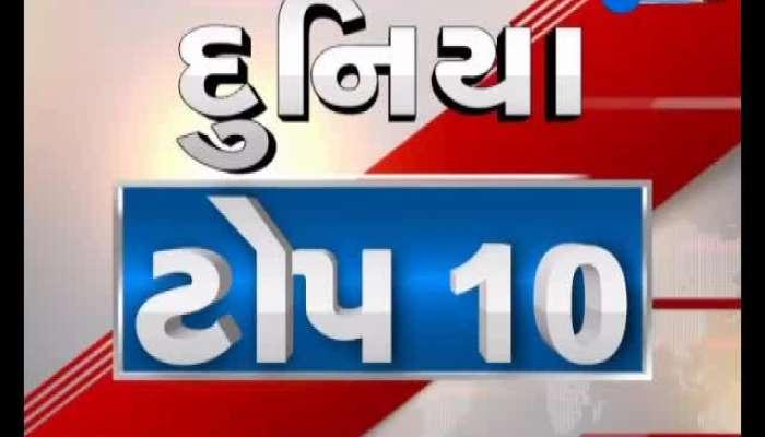 Top 10 World News Today 10 April