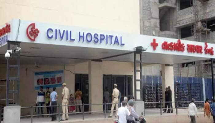 AHMEDABAD: કેન્દ્રીય ટીમે સિવિલનાં કોરોના હોસ્પિટલની સુવિધા અંગે વ્યક્ત કર્યો સંતોષ
