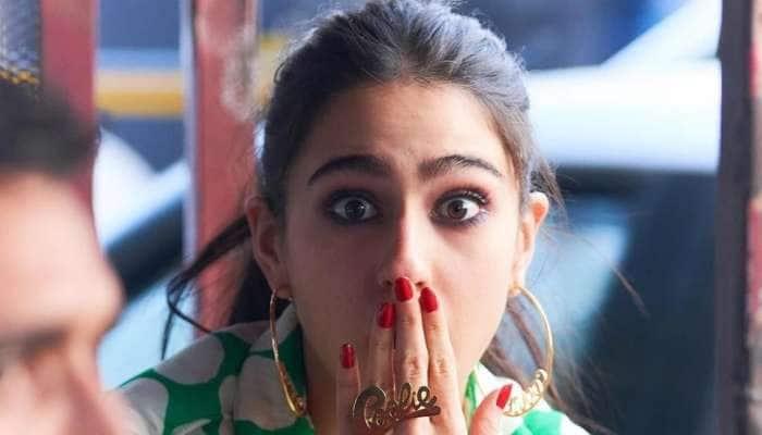 Sara Ali Khan એ દેખાડી પોતાની અસલી ટેલેન્ટ, લોકોએ કહ્યું- Overacting ની દુકાન