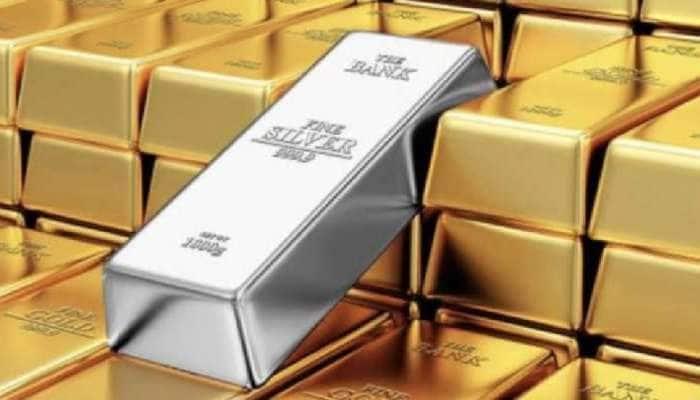 Gold Price Today: આજે સોના-ચાંદીના ભાવમાં થયો ઘટાડો, જાણો નવી કિંમત