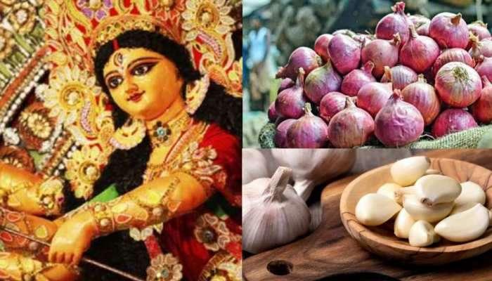 No Onion Garlic: નવરાત્રિના 9 દિવસ ડુંગળી અને લસણ કેમ ના ખાવું જોઈએ, જાણો આ પાછળની ધાર્મિક કથા