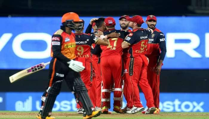 IPL 2021: ચેન્નઈમાં RCBનો ચમત્કાર, રોમાંચક મેચમાં હૈદરાબાદને 6 રને હરાવ્યું