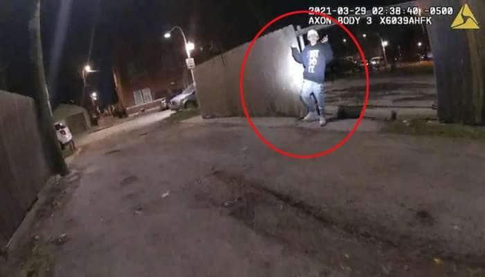 VIDEO: સરન્ડર કરવા તૈયાર હતો 13 વર્ષનો છોકરો, છતાં પોલીસે છાતીમાં ગોળી મારી