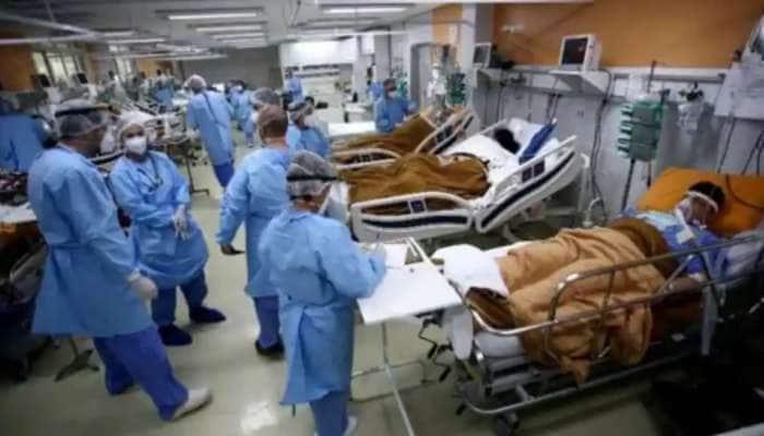 Brazil માં કોરોનાની ભયાનક સ્થિતિ, દર્દીઓને બેડથી બાંધી રાખવા મજબૂર ડોક્ટર