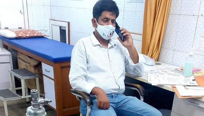 Corona: મળો દિલ્હીના Oxygen Man આસિમને, અત્યાર સુધી બચાવ્યા 550 લોકોના જીવ