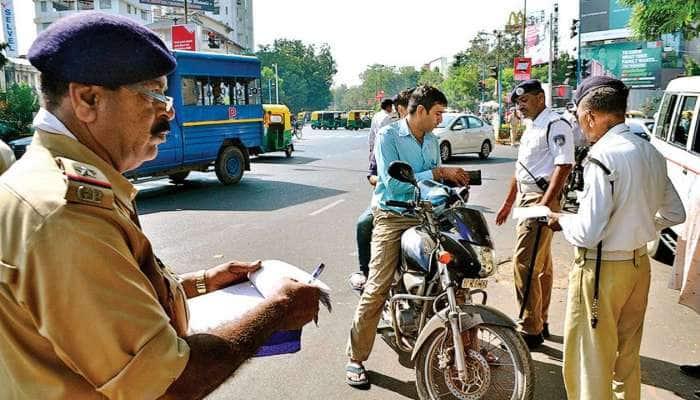 પોલીસ હવે માત્ર માસ્કનો જ દંડ વસૂલ કરશે, ટ્રાફિક નિયમના દંડમાંથી મળશે રાહત