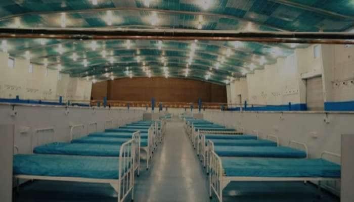 Corona ની સારવાર માટે અમદાવાદમાં DRDO ની 900 બેડની હોસ્પિટલ તૈયાર, શુક્રવારે ટ્રાયલ રન