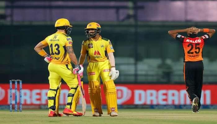 IPL 2021: ચેન્નઈ સુપર કિંગ્સને મળી સતત પાંચમી જીત, હૈદરાબાદને 7 વિકેટે હરાવ્યું