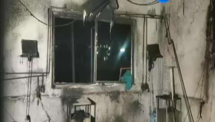 16 killed in fire at Patel Welfare Hospital in Bharuch