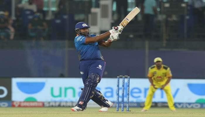 IPL 2021: પોલાર્ડની ધમાકેદાર ઈનિંગ, મુંબઈએ રેકોર્ડ રન ચેઝ કરી ચેન્નઈને 4 વિકેટે હરાવ્યું