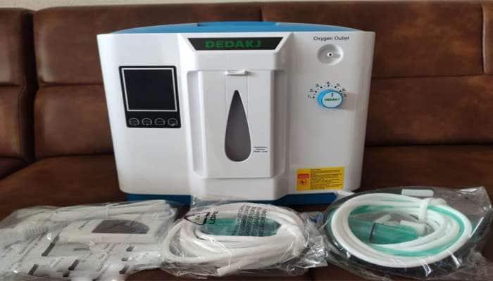 ક્યાંયથી પણ ઓક્સિજન નથી મળતુ, તો આ મશીનથી હવે ઘરે જાતે હવામાંથી ઓક્સિજન બનાવો