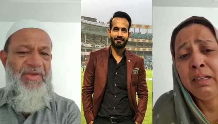 વૃદ્ધ દંપતીનો આત્મહત્યાની ધમકી સાથે Video Viral થયો, વીડિયોમાં ક્રિકેટર Irfan Pathanના નામનો ઉલ્લેખ
