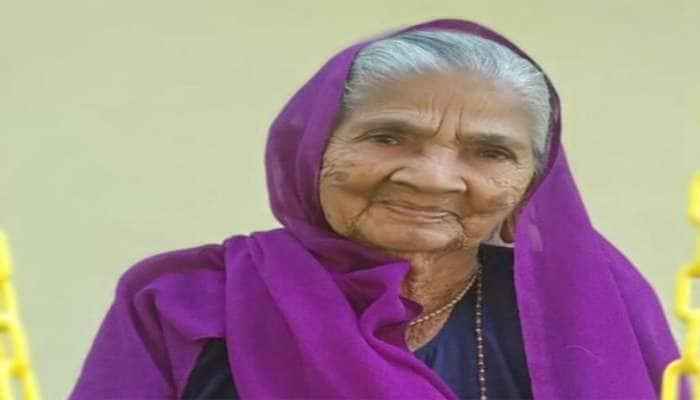101 વર્ષના મોતીબેન સામે કોરોના પણ હાર્યો, ઘરમાં રહીને જ સ્વસ્થ થયા
