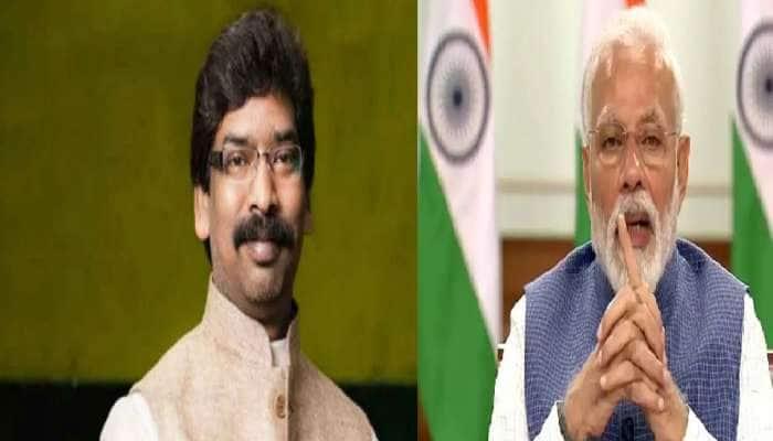 કોરોના પર PM મોદીના ફોનની હેમંત સોરેને ઉડાવી 'મજાક', BJP લાલચોળ, નવો વિવાદ શરૂ